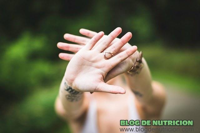 palmas de la mano