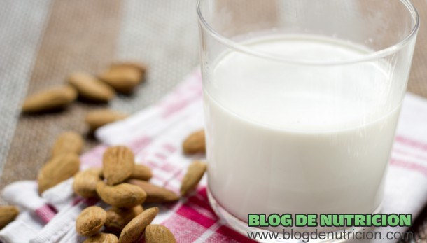 propiedades de la leche de almendras