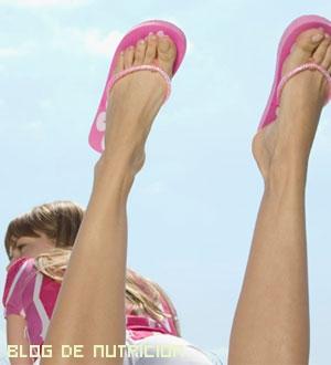 solución a piernas con mala circulación