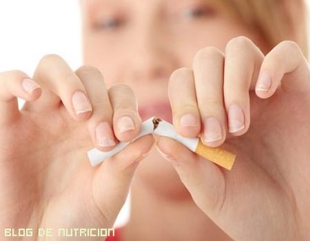 Romper con el tabaco