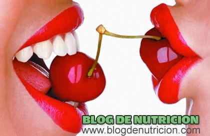 vitaminas de las cerezas