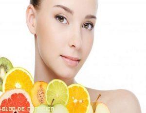Alimentación para la piel reseca