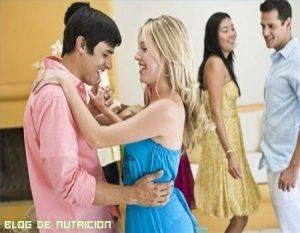 Beneficios de bailar en pareja