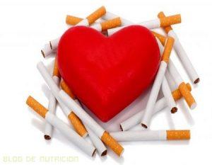 Efectos posteriores a dejar de fumar