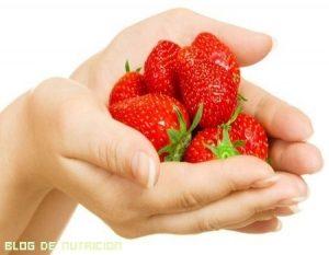 Añade más fresas a tu dieta