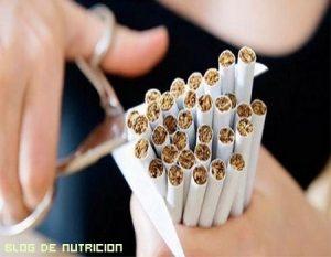 Consejos para dejar de fumar y no engordar