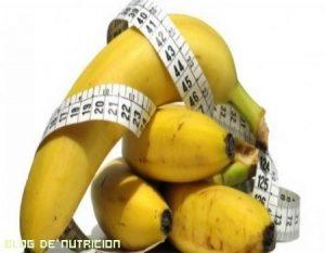 Añade plátano a tus dietas