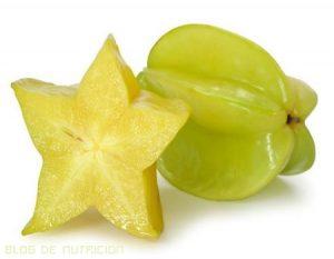 Frutas extrañas: La carambola