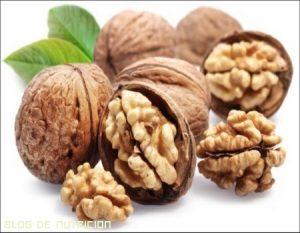 Una ración de frutos secos diaria