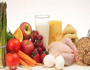 Cuatro hábitos para una buena alimentación