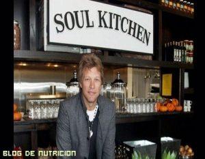 Restaurante solidario de Jon Bon Jovi