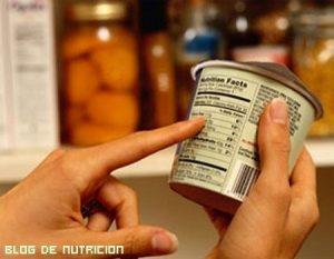 Lee bien las etiquetas de los productos
