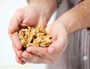 Nueces para mejorar la fertilidad masculina