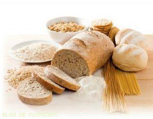 Pan blanco y pan integral