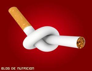 Primeros días después de dejar de fumar