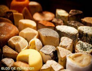 El queso en tu dieta