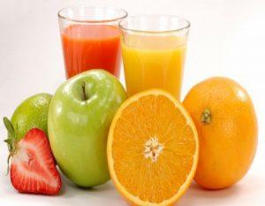 ¿Fruta entera o en zumo?