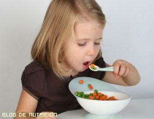 Vitaminas necesarias para los niños