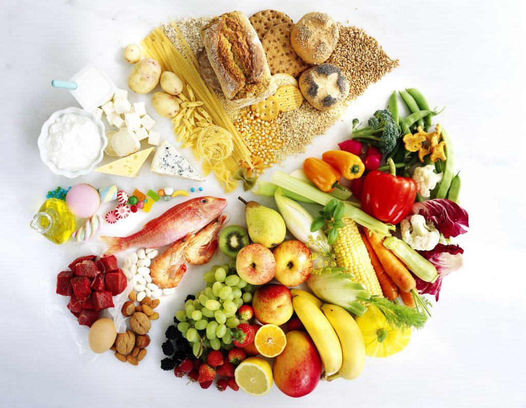 alimentos saludables para la dieta