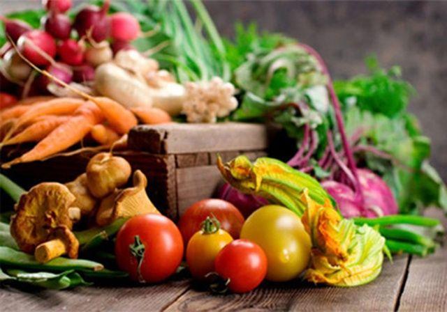 alimentos naturales y saludables