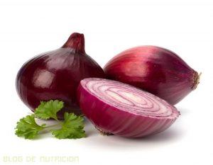 Los beneficios de la cebolla en la dieta