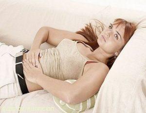 Dolores durante la ovulación