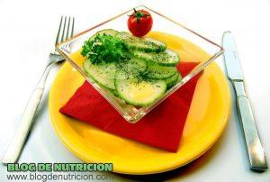 Platos llenos de vitaminas pero sin carne