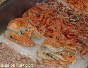 Los alimentos del mar más saludables