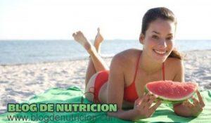 Mejora tu piel en verano con la alimentación