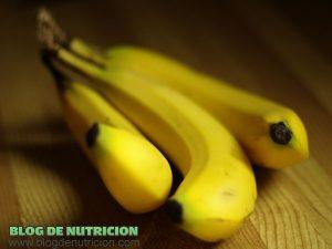 Plátanos contra la ansiedad